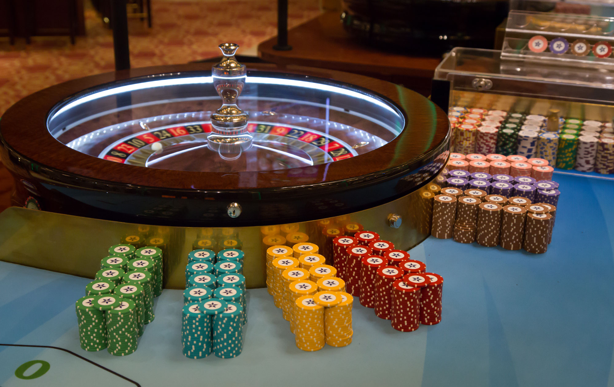 Five Issues About Online Casino That you want