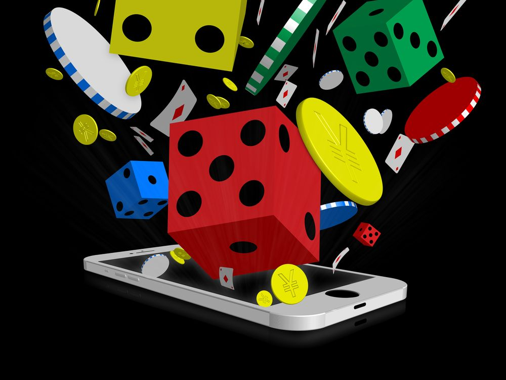 Why All People Are Speaking About Gambling